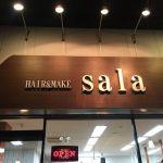 HAIR & MAKE Sala 桜ヶ丘店