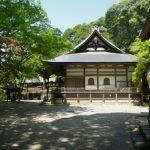 日本最初毘沙門天 神峯山寺