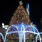岡山駅 クリスマスイルミネーション