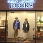 URBAN RESEARCH DOORS あべのand店