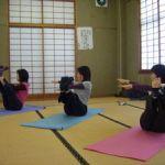 リフレッシュヨガ・アーユ 松浪教室