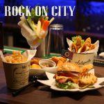 ROCK ON CITY