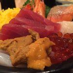海鮮丼@海鮮料理 まぐろ屋