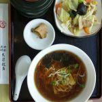天津飯店 筑波西武店                  美味しかった!!   日替わりランチ(限定30食)  平日のみ  \840