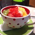 フルリェージュかき氷@cafe table TERRACE