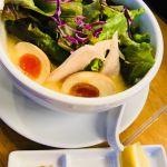 鶏白湯ラーメン 夏樹 笹塚店
