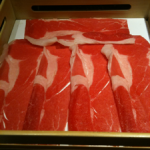 しゃぶしゃぶ美山 リーフウォーク稲沢店なう〜。  コストパフォーマンスは最高!しゃぶしゃぶ食べ放題で1980円は安い!!お肉にバラつきがあるのは、ご愛嬌かな〜。