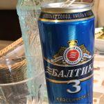 マトリョーシカ 新宿ミロード店 ロシアのビール