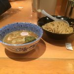 六厘舎 TOKYO #ramen 朝つけ麺¥630実家に帰る途中の朝飯…