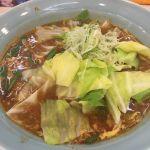 カレータンタン麺 花虎