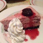 ガーリック ジョーズ 町田グランベリーモール店 アメリカンチェリーのチーズケーキ
