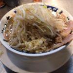 ラーメン大 堀切店 #ramen #ラーメン ラーメン並¥720 ヤサイ多め、ニンニク。