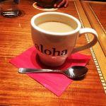 MANOA Aloha Table スペースも広くてのんびりできました