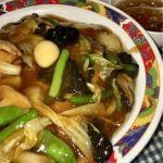 大盛軒 広東飯を頂きました。とても美味しく、ボリュームも多くて大満足でした。ただ、餃子が売り切れていたのが残念です。