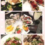 ガンボ&オイスターバー 横浜そごう店で牡蠣づくしヽ(*´∀`)💕