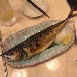 味のデパート MARUKAMI。鯖焼き