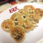 ぼん天 久米川店餃子美味しかった