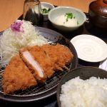 とんかつ 和幸 ゼスト御池店:おろしロースカツ御飯