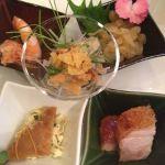 桃花林 日本橋室町賓館 前菜