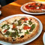 ピッツァ・サルヴァトーレ・クオモ 永田町 ブロッコリーのピザ&トマトのピザ 激ウマ!