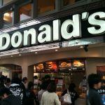 マクドナルド なんばパークス前店