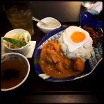 タイレストラン 沌 コレド日本橋店 イエローカレー。マジウマです!