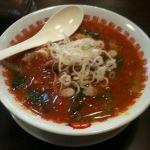 太陽のトマト麺 モザイクモール店 #ramen