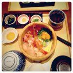 四六時中イオン南店♡ダシ汁入れてサラサラ食べれるからスキ♡