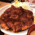 矢場とん 東京駅グランルーフ店たまに無性に食べたくなる味噌カツ