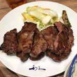 牛たん焼き定食1.5(´౿`)30分並んだ甲斐がありました🎶  @仙臺たんや 利久 東京駅店