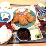 江戸味楽茶屋 そらまち亭   味噌かつ御膳  1400円くらい(^。^)