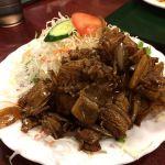 台湾料理 嘉宴楼 肉肉