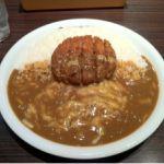 カレーハウス CoCo壱番屋 ショッパーズプラザ新浦安店 メンチカツ好きだー