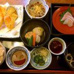 海の幸八     鯛飯定食 本日は12時45分で完売❗️ 寒い中行列の方ご苦労様^_^