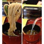 名代 御蕎麦処 大市    ざる蕎麦 630円     のど越し良好。蕎麦湯で満足。