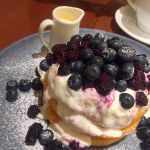 cafe & books bibliotheque 梅田店/フォトジェニックーーー!!!ソースがすごく美味しかった!