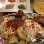 墨国回転鶏料理