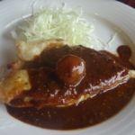 ビヤステーション 恵比寿   ミートランチ(1000円)   鶏胸肉のグリル  マスターズデミソース