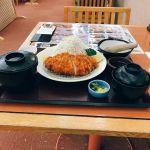 浅草ROX まつり湯三元豚ロースかつ定食