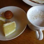 ビヤステーション 恵比寿   デザートとコーヒー   コーヒーで映画開始まで時間調整