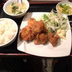 中国料理 故郷 味 新橋店