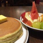 シビタス/フルーツホットケーキ(キャラメルソース)