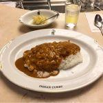 インデアンカレー 丸の内店。インディアンカレー。甘くて辛いを久しぶり。#インディアンカレー #カレー #curry #丸の内 #東京