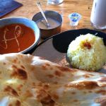 インド料理 ガロンダ  竹芝店