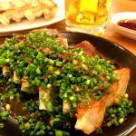 味噌と餃子の店 青源 パセオ店