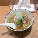 麺 かつら木 #ramen #ラーメン 京さわらそば¥900