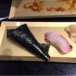 立喰 美登利 エチカ池袋店 Echika巻、鯛