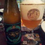初めて来た。あっちと違って(笑)、なんかちゃんとしてる感ある。@Belgian Beer CAFE ANTWERP SIX