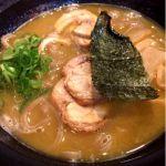 超濃厚鶏白湯拉麺 初代なかがわ