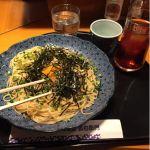洋麺屋 五右衛門 札幌パセオ店本からすみと釜揚げしらすのペペロンチーノ